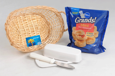 Pillsbury Mini-Grands! Biscuits Prize Package