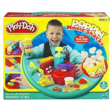 Play-Doh Fun Food Movie Poppin' Snacks