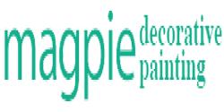 Magpie Decorative Painting
