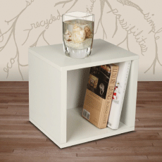 review - way basics zboard recycled storage cube and cozy storage cube Cube Nightstand