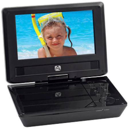 Audiovox D710 Portable DVD Player