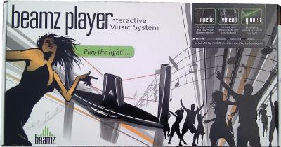 Beamz Player C4 Model from Beamz Interactive Inc.