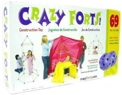 Crazy Forts Construction Toy