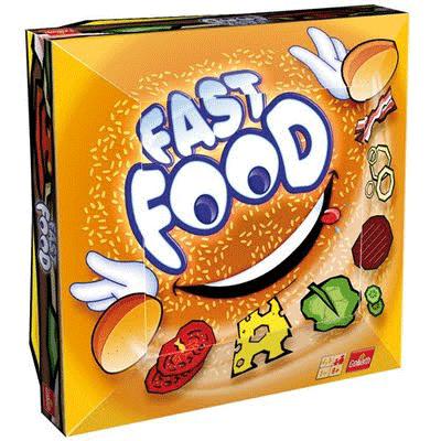 Goliath Games Fast Food