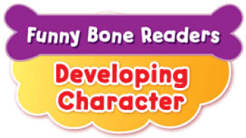 Red Chair Press Funny Bone Readers