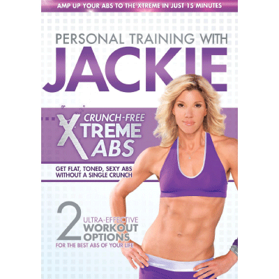 Personal Training with Jackie Xtreme Crunch-Free Abs