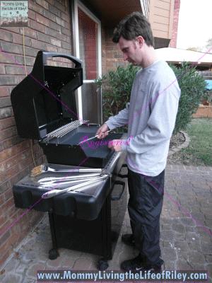 Rosle Barbecue 3-Piece Set