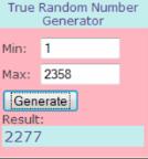ThinkGeek Winner