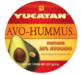 Yucatan Foods Avo-Hummus