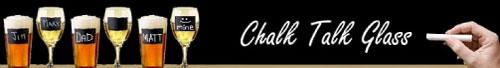 Chalk Talk Glass