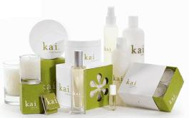 Kai Fragrance Product Assortment