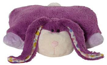 My Pillow Pets Fluffy Bunny