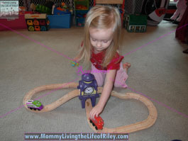 Learning Curve Chuggington Over and Under Starter Set with Clock Tower