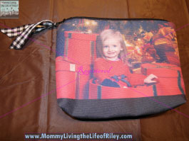 Little Blue Sister Gifts The Emmie Cosmetic Bag
