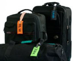 YourBagTag Fabric Luggage Tags