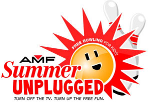 AMF Free Summer Bowling
