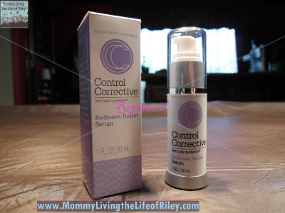 Control Corrective Redness Relief Serum