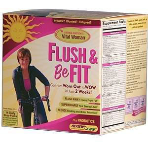 Renew Life Flush & Be Fit Cleanse