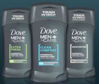 Dove Men + Care Deodorant