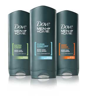 Dove Men + Care Body Wash