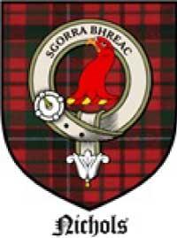 Nichols Family Crest
