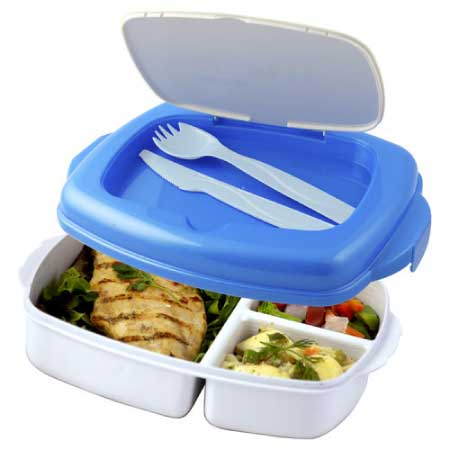 Cool Gear International EZ-Freeze StayFit Lunch 2 Go
