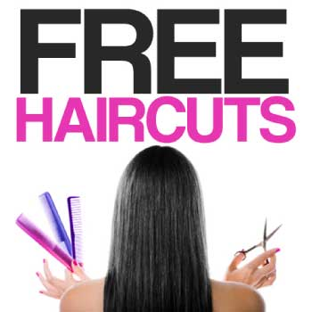 Free Haircuts at Remington College