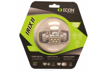 Icon Irix II Headlamp