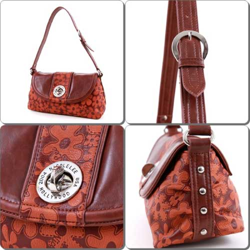 Nicole Lee USA Belinda Floral Handbag