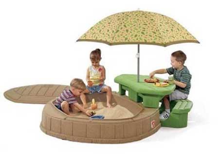 Step2 Naturally Playful Summertime Play Center