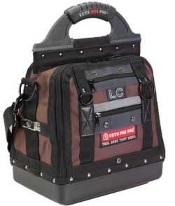 Veto Pro Pac Model LC Closed-Top Tool Bag