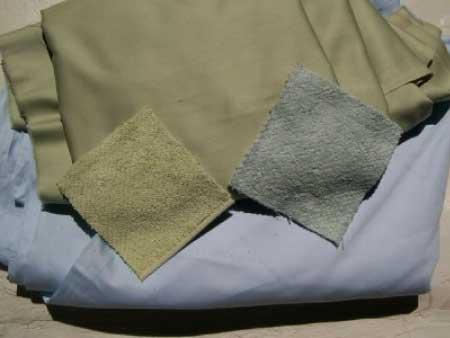 White Lotus Home 100% Natural Cotton Sheet Set in Light Blue