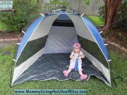 Lightspeed Tents Quick Draw Sun Shelter