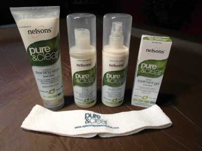 Nelsons' Pure & Clear 4 Step System