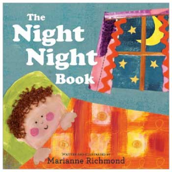 The Night Night Book by Marianne Richmond from Sourcebooks.com