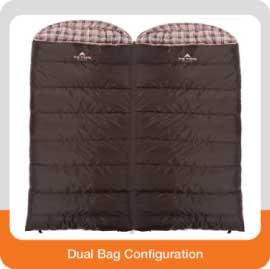 TETON Sports Celsius Regular for Women 0-Degree Sleeping Bag