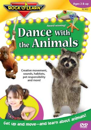Rock 'N Learn Dance with the Animals