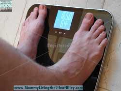 EatSmart Precision GoFit Digital Body Fat Bathroom Scale