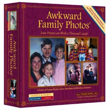 FamilyandPartyGames.com Awkward Family Photos