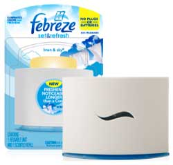Febreze Set & Refresh Air Freshener