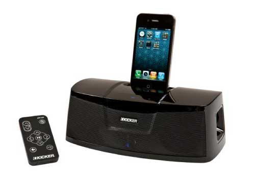 KICKER iK100 iPhone/iPod Dock