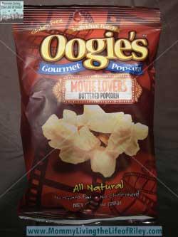 Oogie's Gourmet Popcorn Movie Lovers Butter