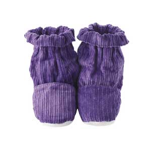 Aroma Home Microwaveable Feet Warmers in Lavender