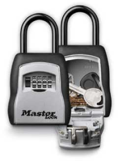 Master Lock 5400D Select Access Key Storage Box with Combination