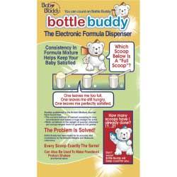Bottle Buddy Electronic Formula Dispenser