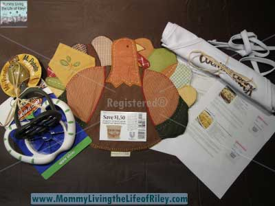 Country Crock Kids Thanksgiving Prize Pack