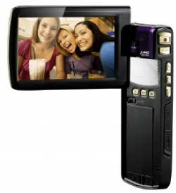 DXG Luxe 1080p HD Ultra Slim Camcorder