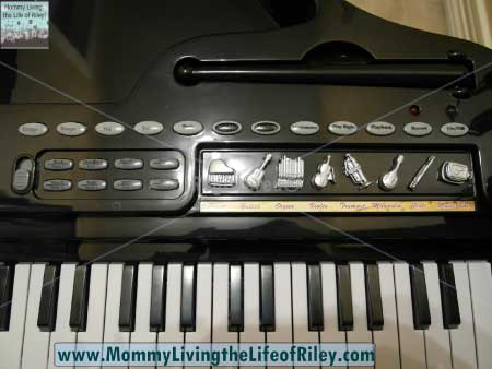 Electronic Grand Piano from CP Toys