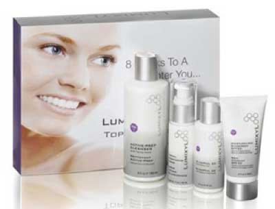 Lumixyl Topical Brightening System from Envy Medical