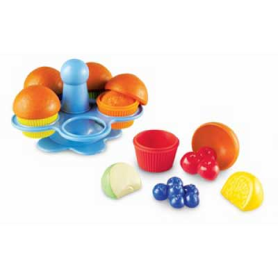 Learning Resources Peek-a-Boo Color Muffins